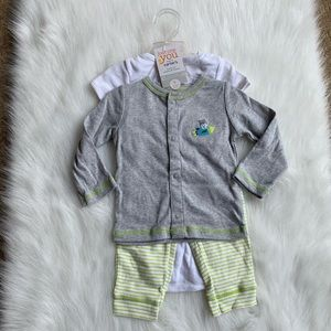 Carters 3 Piece Space Outfit Set